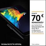 Offre de Remboursement Samsung : Jusqu'à 150€ Remboursés sur Galaxy Tab S3 9,7'' Wi-Fi ou 4G - anti-crise.fr