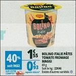 Bon Plan Bolino de Maggi chez Auchan (04/07 - 14/07) - anti-crise.fr
