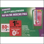 Bon Plan Bonbons Hollywood chez Auchan (17/07 - 24/07) - anti-crise.fr