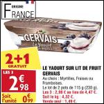 Bon Plan Le Yaourt Gervais chez Atac (29/08 - 31/08) - anti-crise.fr