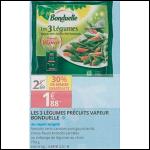 Bon Plan Légumes Surgelés Bonduelle chez Auchan Supermarché (29/08 - 09/09) - anti-crise.fr