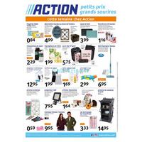 Catalogue Action du 15 au 21 août 2018