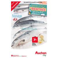 Catalogue Auchan City du 14 au 21 août 2018