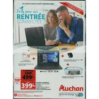 Catalogue Auchan du 14 août au 4 septembre 2018 (High-Tech)