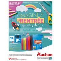 Catalogue Auchan du 14 au 21 août 2018