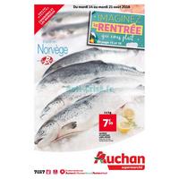 Catalogue Auchan du 14 au 21 août 2018 (Coignères Les Mureaux)