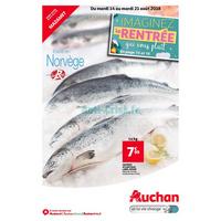 Catalogue Auchan du 14 au 21 août 2018 (Mazamet)