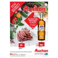 Catalogue Auchan du 15 au 25 août 2018 (Avignon)