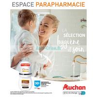 Catalogue Auchan du 7 août au 1er septembre 2018 (Parapharmacie)