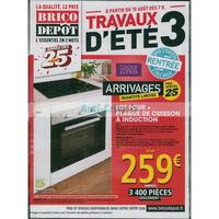 Catalogue Brico Dépôt du 10 au 23 août 2018