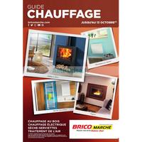 Catalogue Bricomarché du 8 août au 14 octobre 2018