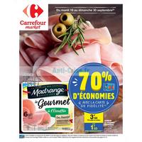 Catalogue Carrefour Market du 18 au 30 septembre 2018