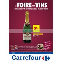Catalogue Carrefour du 11 au 24 septembre 2018 (Besançon)