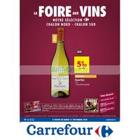 Catalogue Carrefour du 11 au 24 septembre 2018 (Chalon-sur-Saône)