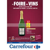 Catalogue Carrefour du 11 au 24 septembre 2018 (Dept 10)