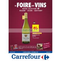Catalogue Carrefour du 11 au 24 septembre 2018 (Dept 21)