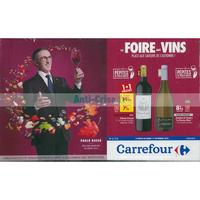 Catalogue Carrefour du 11 au 24 septembre 2018 (Foire aux Vins)