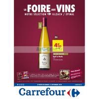 Catalogue Carrefour du 11 au 24 septembre 2018 (Illzach Epinal)