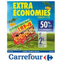 Catalogue Carrefour du 14 au 27 août 2018