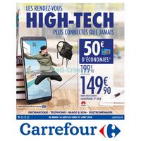 Catalogue Carrefour du 14 au 27 août 2018 (High-Tech)