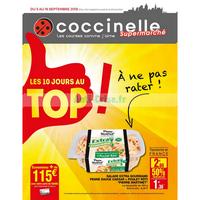 Catalogue Coccinelle du 5 au 16 septembre 2018 (Supermarché)
