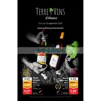 Catalogue Colruyt du 5 au 23 septembre 2018 (Vins Alsace)
