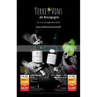 Catalogue Colruyt du 5 au 23 septembre 2018 (Vins Bourgogne)