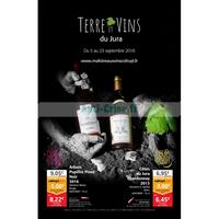 Catalogue Colruyt du 5 au 23 septembre 2018 (Vins Jura)