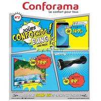 Catalogue Conforama du 4 au 24 septembre 2018