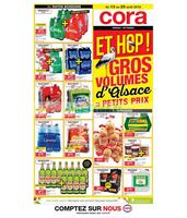 Catalogue Cora du 13 au 25 août 2018 (Dornach Wittenheim)