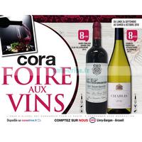 Catalogue Cora du 24 septembre au 6 octobre 2018 (Livry Arcueil)