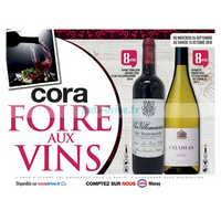 Catalogue Cora du 26 septembre au 13 octobre 2018 (Massy)