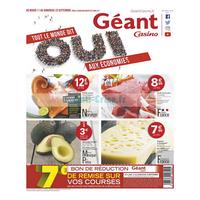 Catalogue Géant Casino du 11 au 23 septembre 2018