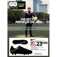 Catalogue Go Sport du 27 août au 30 septembre 2018