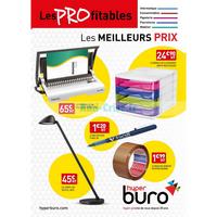 Catalogue Hyper Buro du 24 août au 31 décembre 2018