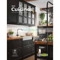 Catalogue Ikea du 21 août 2018 au 31 juillet 2019 (Cuisines)
