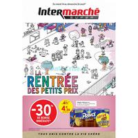 Catalogue Intermarché du 14 au 26 août 2018 (Version Super)