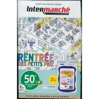 Catalogue Intermarché du 9 août au 9 septembre 2018 (Rentrée Scolaire)