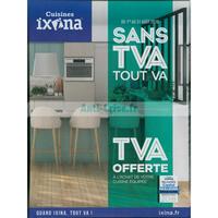 Catalogue Ixina du 1er au 31 août 2018
