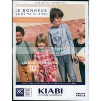 Catalogue Kiabi du 29 août au 11 septembre 2018