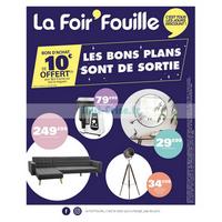 Catalogue La FoirFouille du 27 août au 22 septembre 2018
