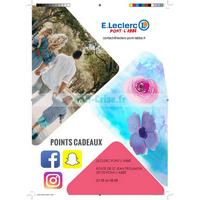 Catalogue Leclerc du 2 août au 31 décembre 2018 (Pont l'Abbé)