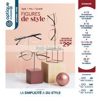 Catalogue Leclerc du 28 août 2018 au 23 février 2019 (Optique)