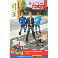 Catalogue Leclerc du 7 août au 15 septembre 2018 (Sport)