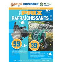 Catalogue Leclerc du 7 au 25 août 2018 (Hirsingue)