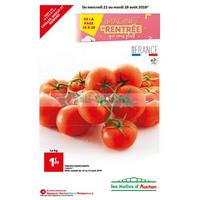 Catalogue Les Halles Auchan du 22 au 28 août 2018