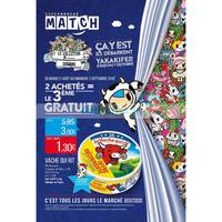 Catalogue Match du 21 août au 2 septembre 2018