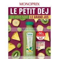 Catalogue Monoprix du 12 au 24 septembre 2018