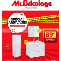 Catalogue Mr Bricolage du 12 au 23 septembre 2018