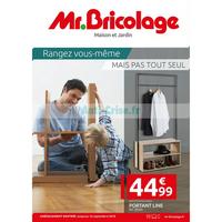 Catalogue Mr Bricolage du 22 août au 16 septembre 2018